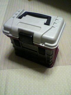 小物ボックス。