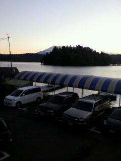 マスターズ野尻湖初日。