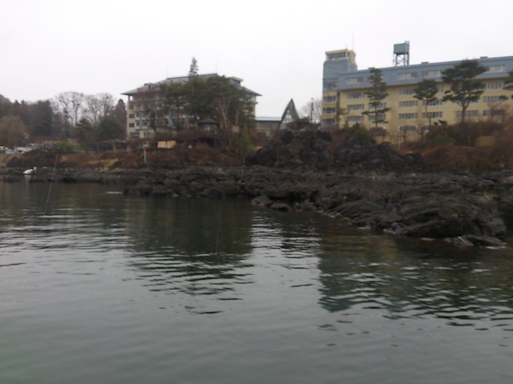 河口湖プラクティス。